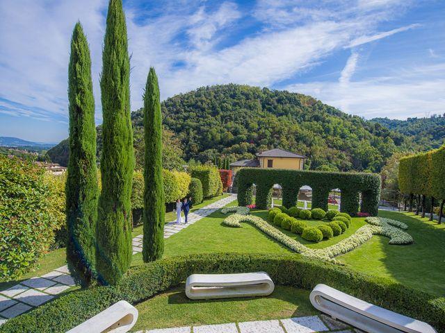 Il matrimonio di Moreno e Lucilla a Palazzago, Bergamo 40