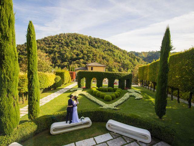 Il matrimonio di Moreno e Lucilla a Palazzago, Bergamo 45