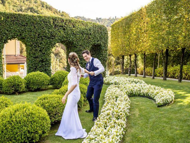 Il matrimonio di Moreno e Lucilla a Palazzago, Bergamo 48