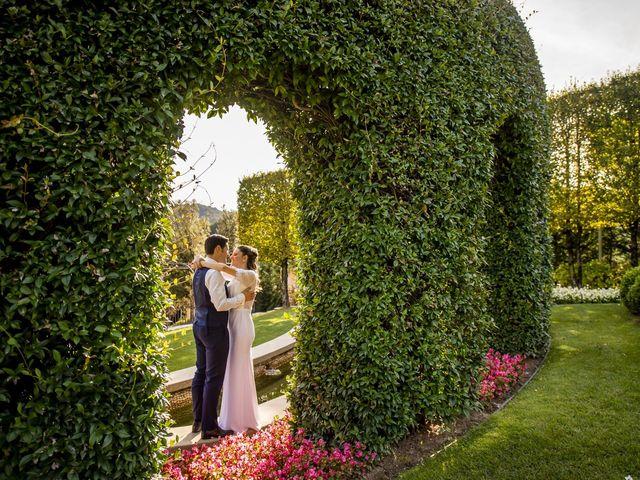 Il matrimonio di Moreno e Lucilla a Palazzago, Bergamo 50