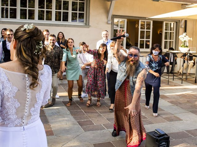 Il matrimonio di Moreno e Lucilla a Palazzago, Bergamo 55