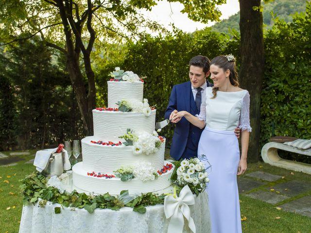Il matrimonio di Moreno e Lucilla a Palazzago, Bergamo 60