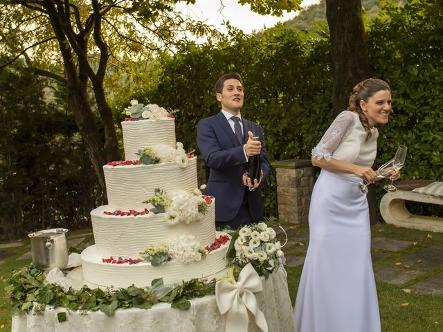 Il matrimonio di Moreno e Lucilla a Palazzago, Bergamo 62