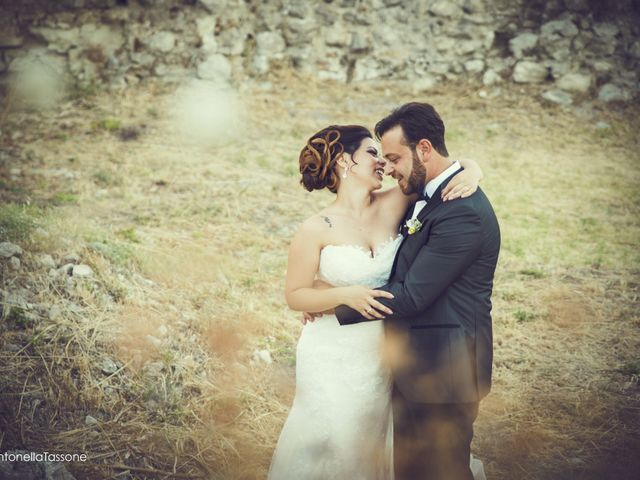 Il matrimonio di Giuseppe e Elvira a Ardore, Reggio Calabria 11