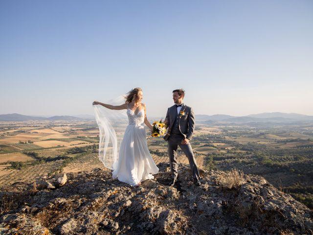 Il matrimonio di Giulia e Matteo a Grosseto, Grosseto 39