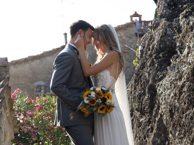 Il matrimonio di Giulia e Matteo a Grosseto, Grosseto 41