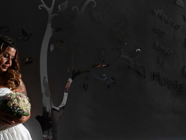 Il matrimonio di Senia e Alessio a Roma, Roma 10