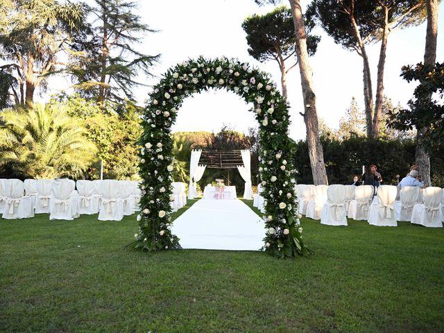Il matrimonio di Senia e Alessio a Roma, Roma 13
