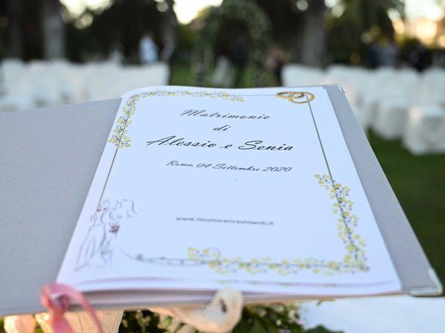 Il matrimonio di Senia e Alessio a Roma, Roma 19
