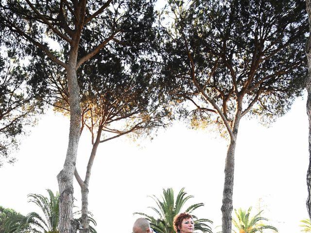 Il matrimonio di Senia e Alessio a Roma, Roma 21