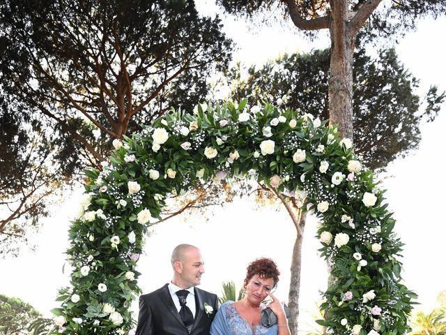 Il matrimonio di Senia e Alessio a Roma, Roma 22