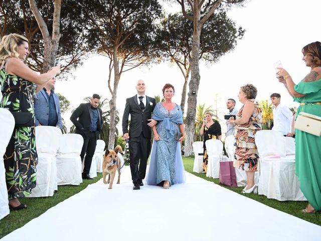 Il matrimonio di Senia e Alessio a Roma, Roma 23