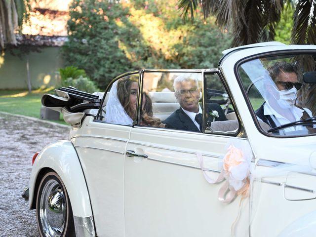 Il matrimonio di Senia e Alessio a Roma, Roma 24