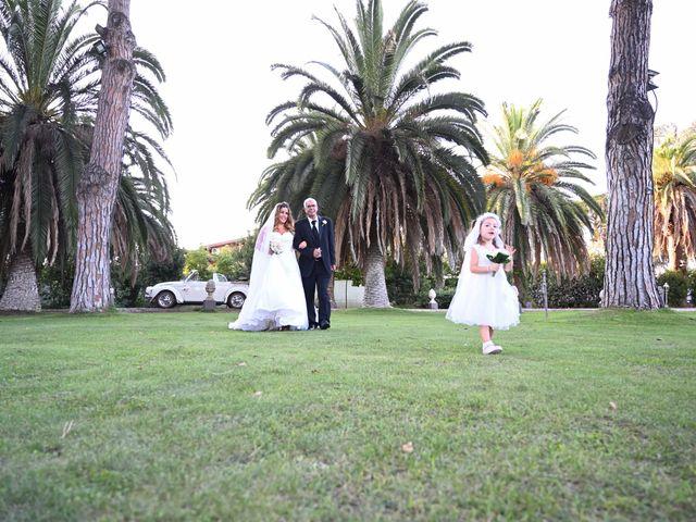 Il matrimonio di Senia e Alessio a Roma, Roma 25