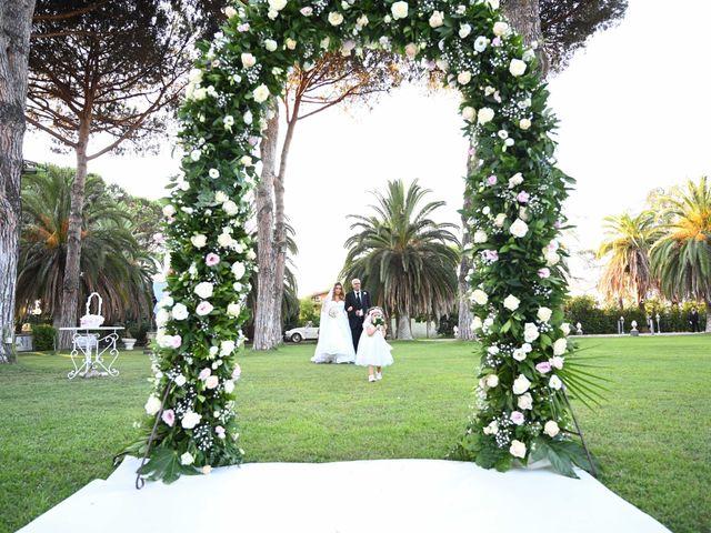 Il matrimonio di Senia e Alessio a Roma, Roma 26
