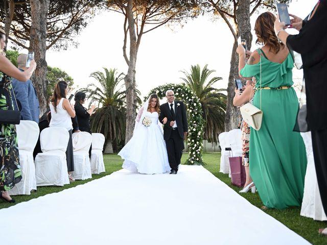 Il matrimonio di Senia e Alessio a Roma, Roma 27