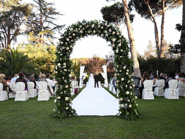 Il matrimonio di Senia e Alessio a Roma, Roma 28
