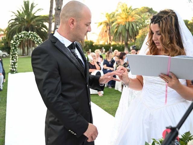 Il matrimonio di Senia e Alessio a Roma, Roma 31