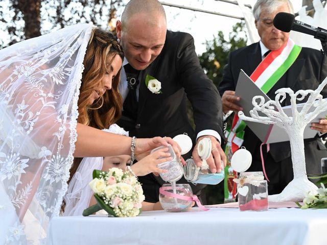 Il matrimonio di Senia e Alessio a Roma, Roma 33