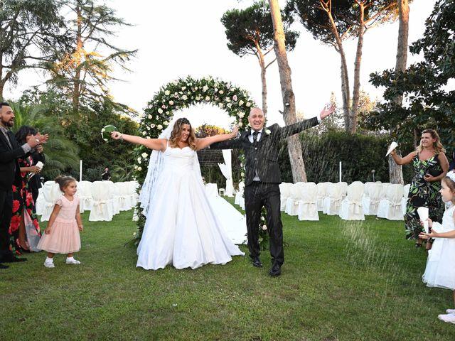 Il matrimonio di Senia e Alessio a Roma, Roma 34