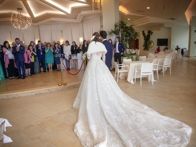 Il matrimonio di Michela e Domenico a Vico del Gargano, Foggia 16