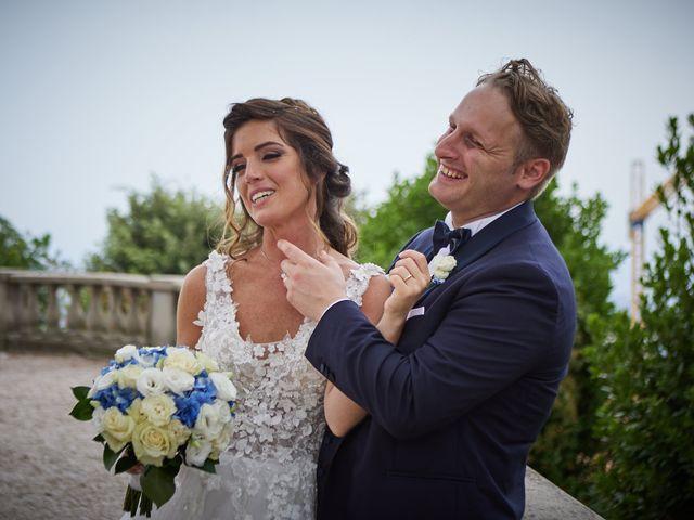 Il matrimonio di Gionata e Stefania a Fermo, Fermo 16