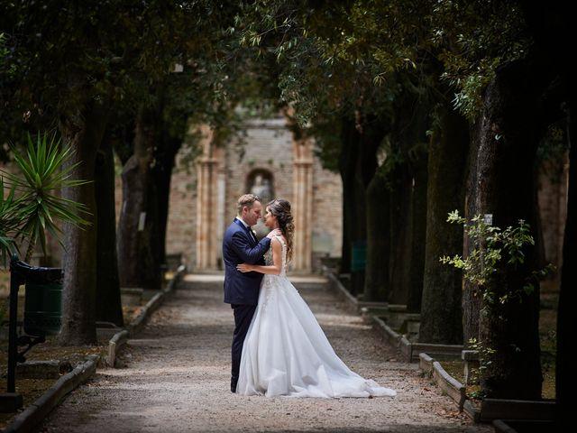 Il matrimonio di Gionata e Stefania a Fermo, Fermo 17
