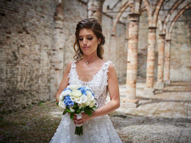 Il matrimonio di Gionata e Stefania a Fermo, Fermo 18