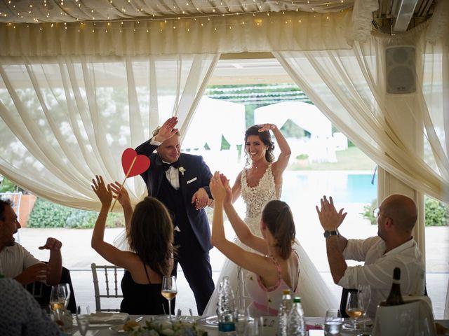 Il matrimonio di Gionata e Stefania a Fermo, Fermo 22