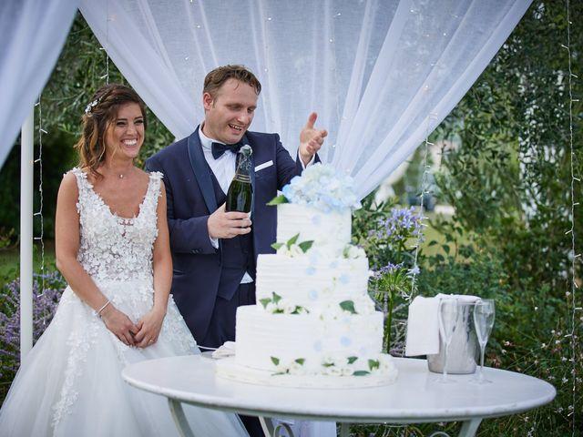 Il matrimonio di Gionata e Stefania a Fermo, Fermo 26