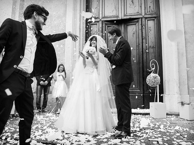 Le nozze di Matilde e Ivan