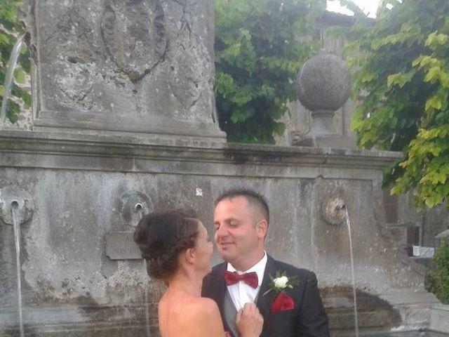 Il matrimonio di Samantha e Samuele a Vitorchiano, Viterbo 5
