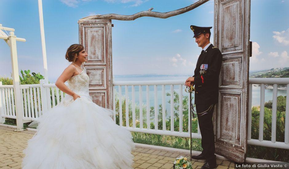 Il matrimonio di Luca e Tiziana a Vasto, Chieti