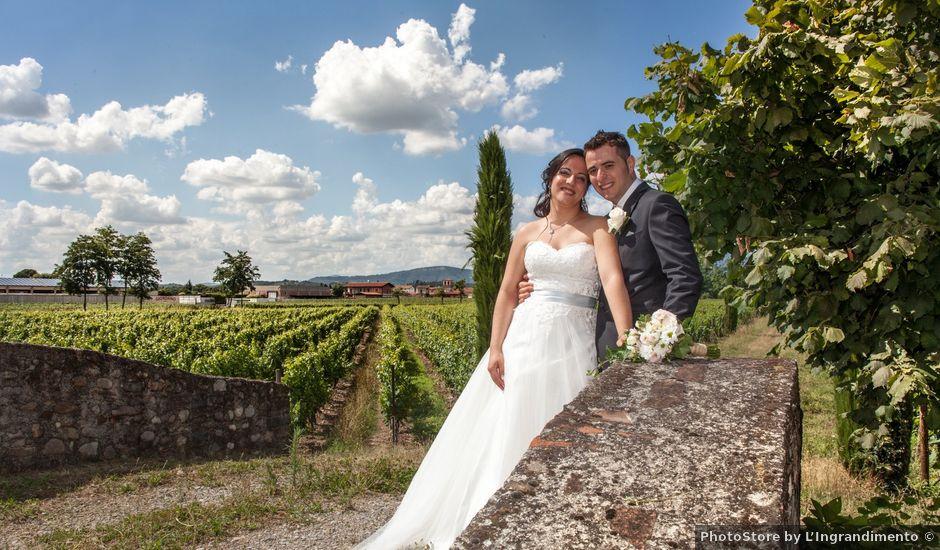Il matrimonio di Daniele e Michela a Brescia, Brescia