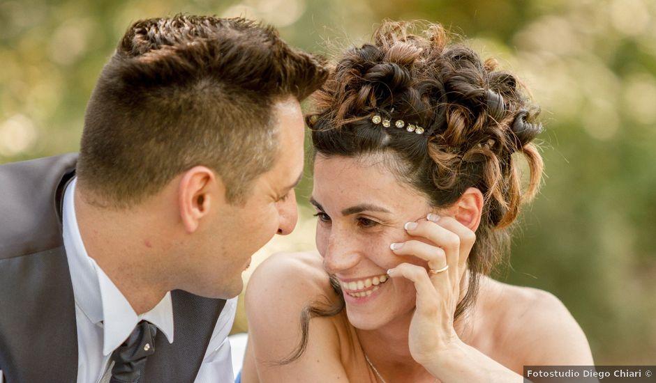 Il matrimonio di Rudy e Ilaria a Pavone del Mella, Brescia