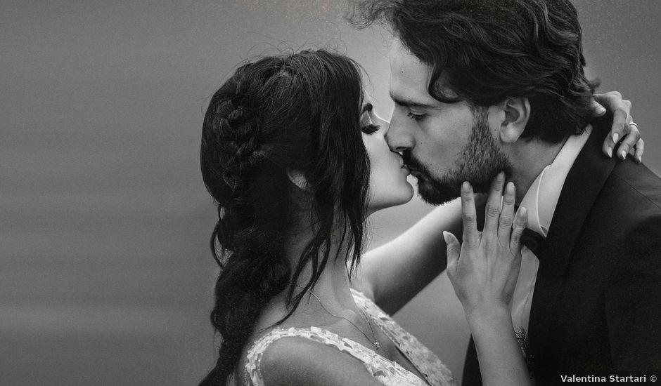 Il matrimonio di Eleni e Emiliano a Capaccio Paestum, Salerno