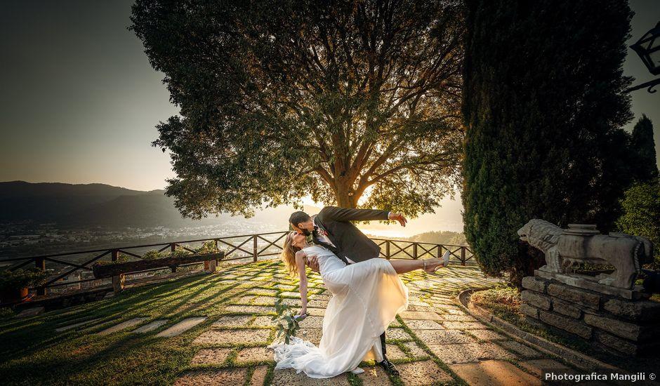Il matrimonio di Emanuel e Agnieszka a Calolziocorte, Lecco