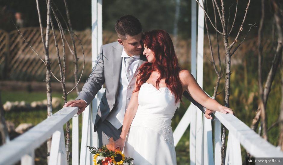 Il matrimonio di Antonio e Silvia a Gorgonzola, Milano