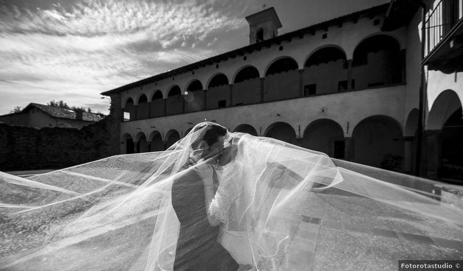 Il matrimonio di Moreno e Lucilla a Palazzago, Bergamo