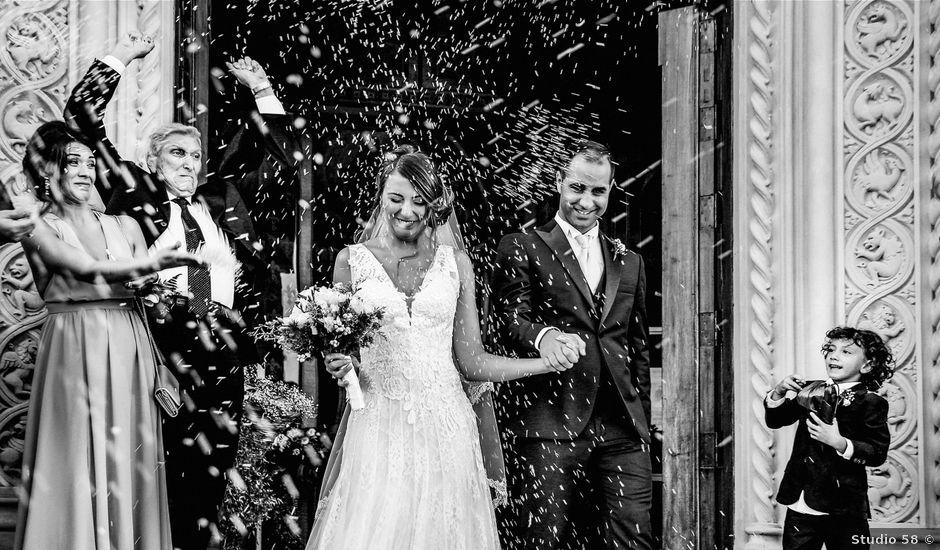 Il matrimonio di Umberto e Emanuela a Messina, Messina