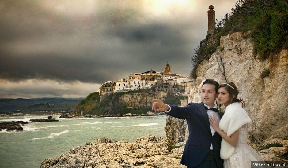 Il matrimonio di Michela e Domenico a Vico del Gargano, Foggia