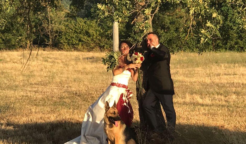 Il matrimonio di Samantha e Samuele a Vitorchiano, Viterbo