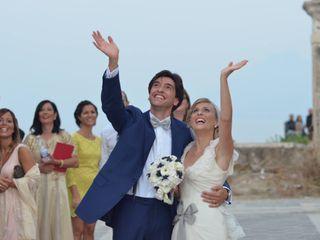 Le nozze di Andrea e Valentina