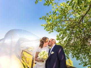 Le nozze di Cristiana e Domenico