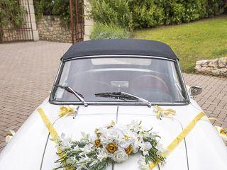 Le nozze di Luciana e Alexander 1