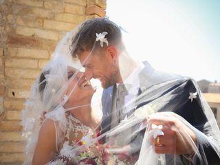 Le nozze di Nicola e Chiara