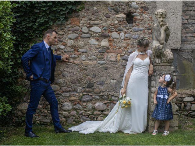 Il matrimonio di Marian e Silvia a Bergamo, Bergamo 16