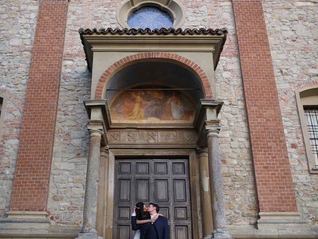 Il matrimonio di Daniele e Sabina a Fortunago, Pavia 13