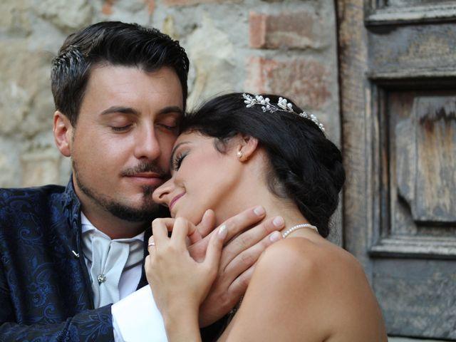 Il matrimonio di Daniele e Sabina a Fortunago, Pavia 14