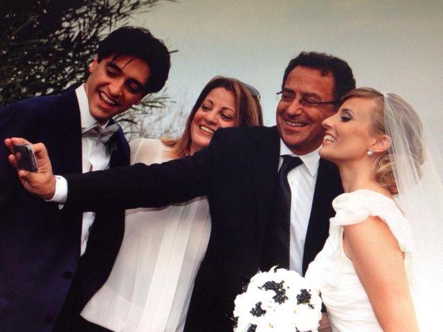 Il matrimonio di Valentina e Andrea a Bagheria, Palermo 9
